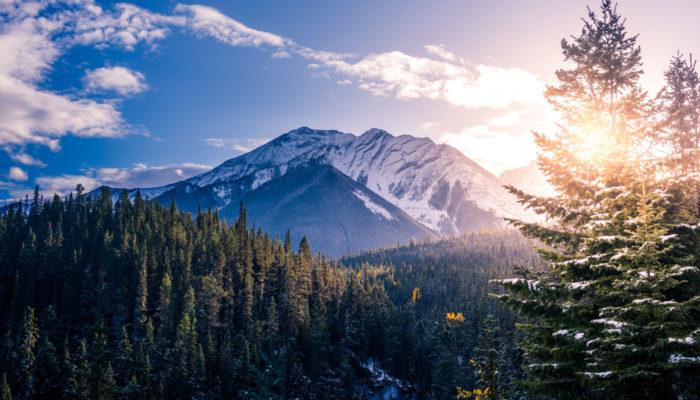 príroda kanada