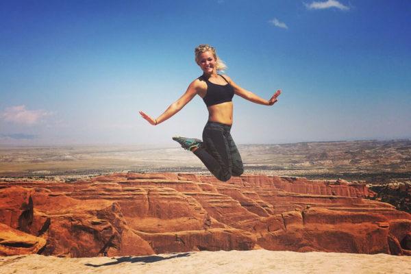 jumping zuzka