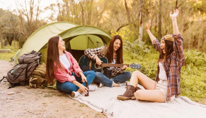 camping ubytovanie usa